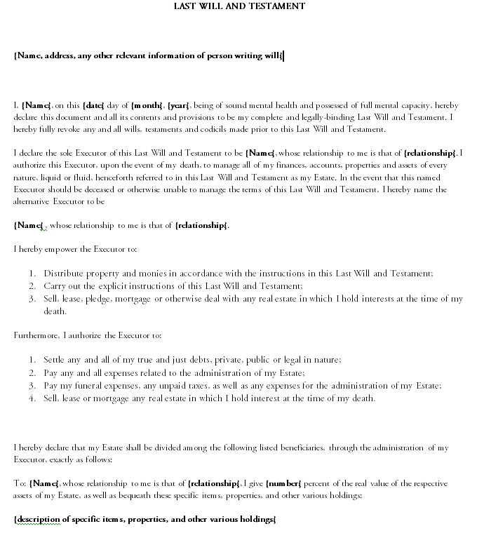 1466492415wpdm Last will and testament template 13