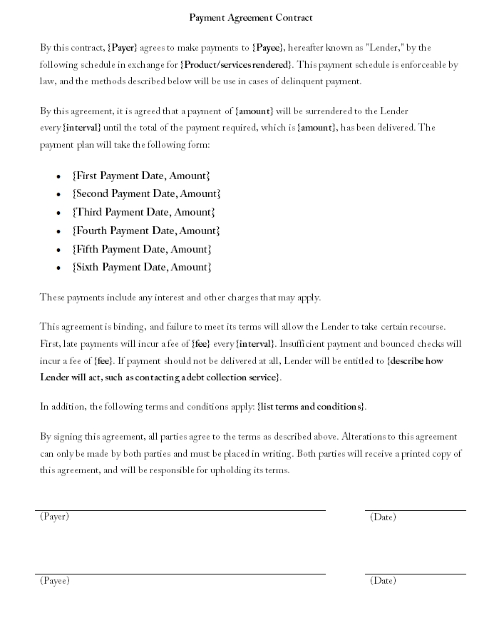 Contract Template 02