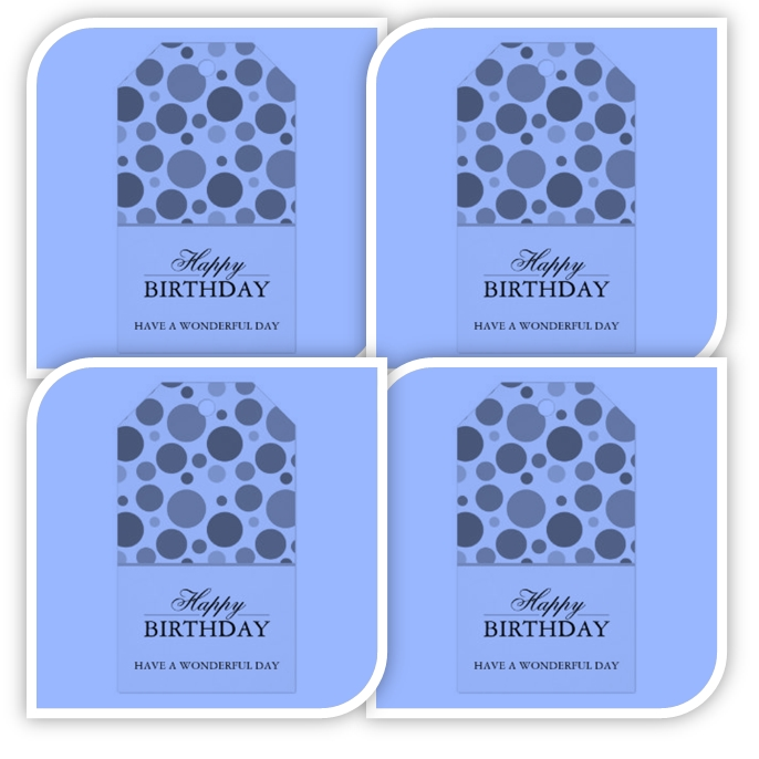 Gift Tag Template 10