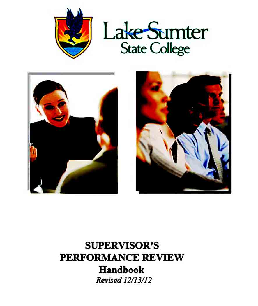 Self Employee Performance Review