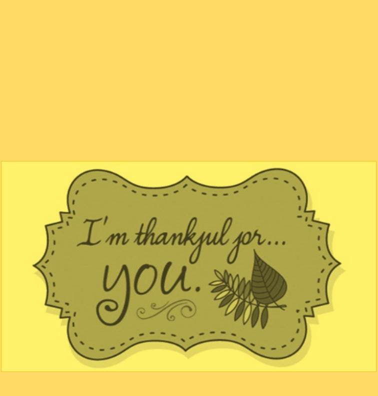 Thank You Card Template 05