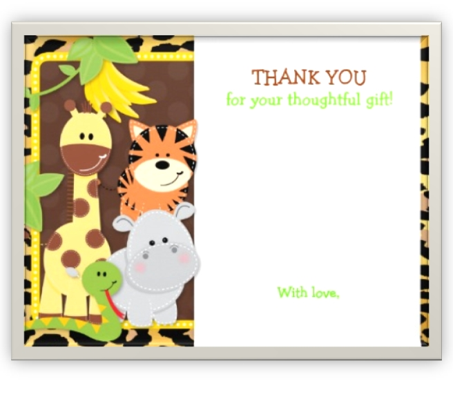 Thank You Card Template 12