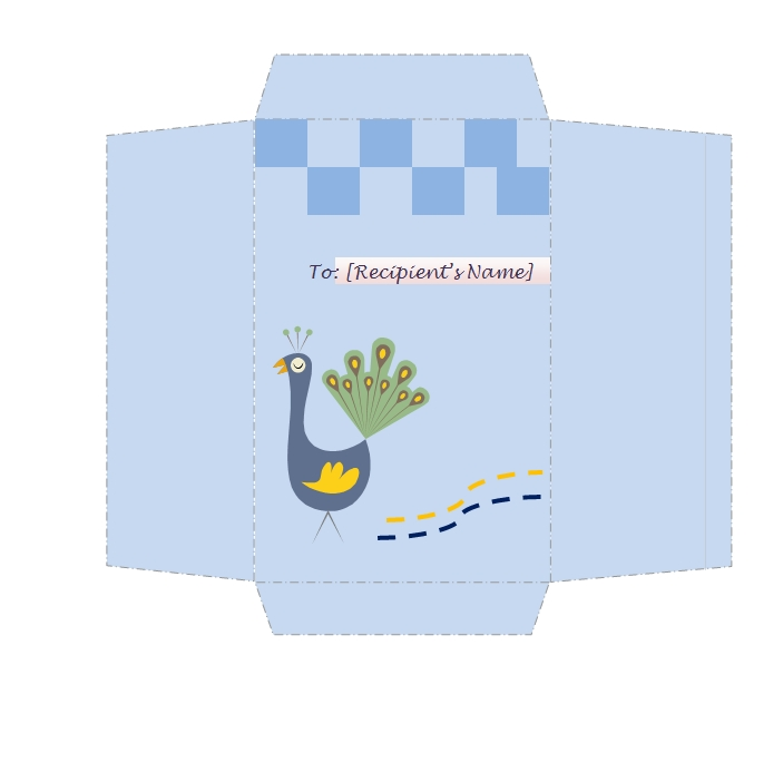envelope template 33
