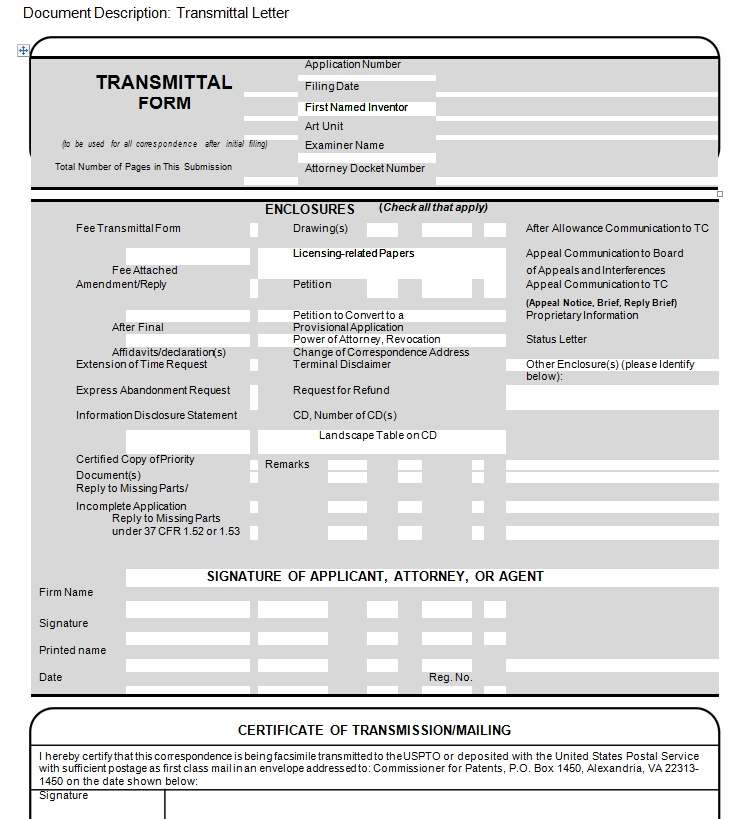 letter of transmittal template 13