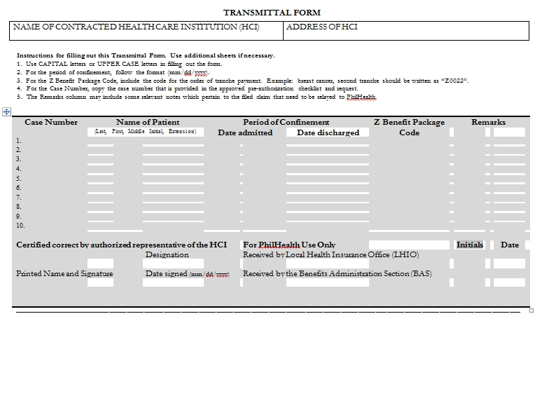 letter of transmittal template 15