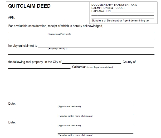 quit claim deed template 24