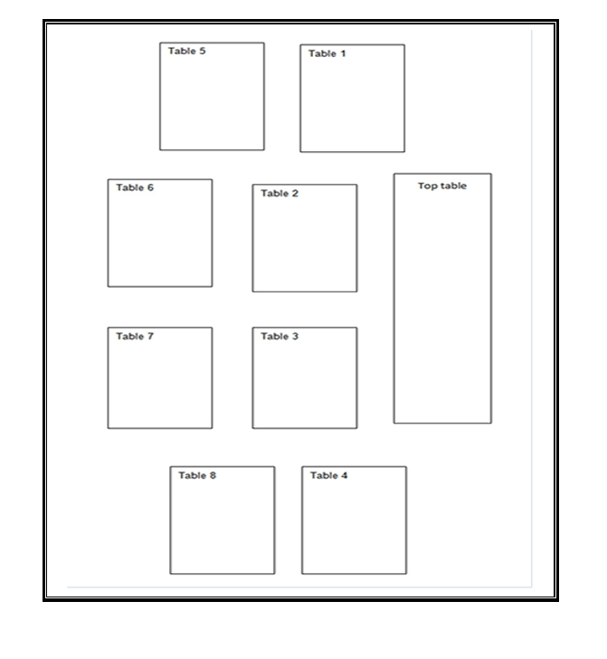 seating chart template 39