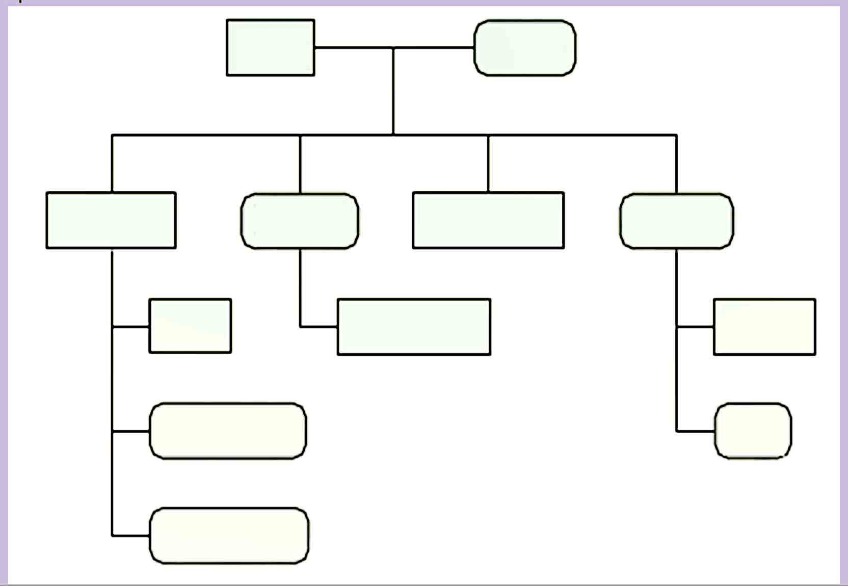 Genogram Template 21
