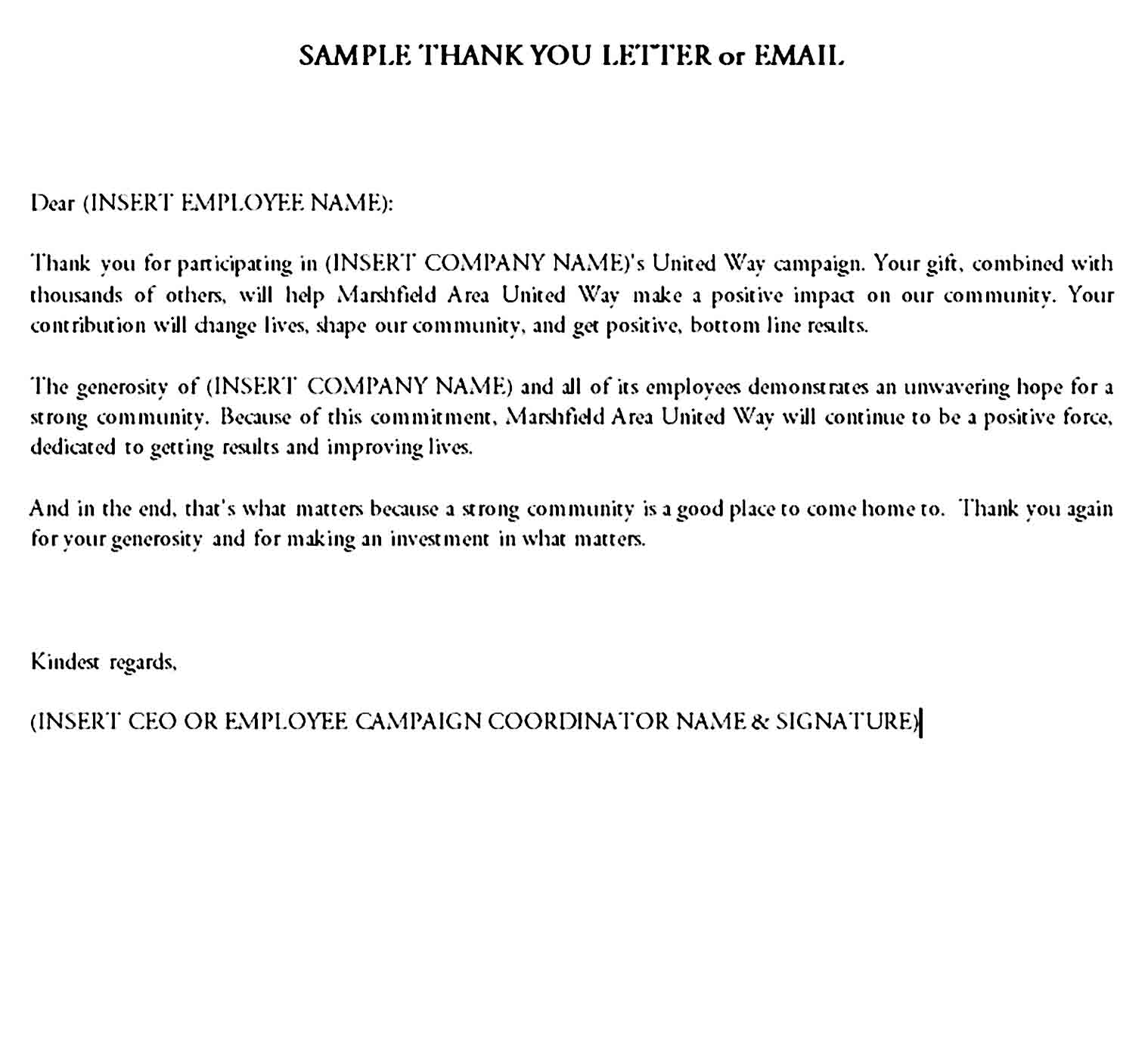 Thank you letter 11