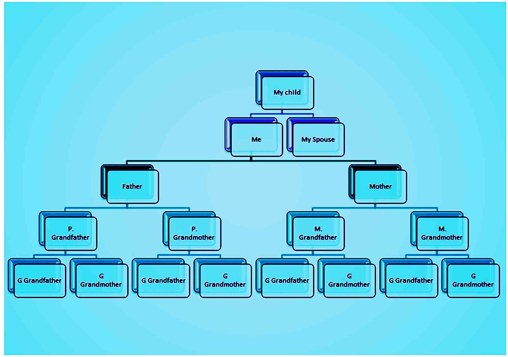 family tree template 35