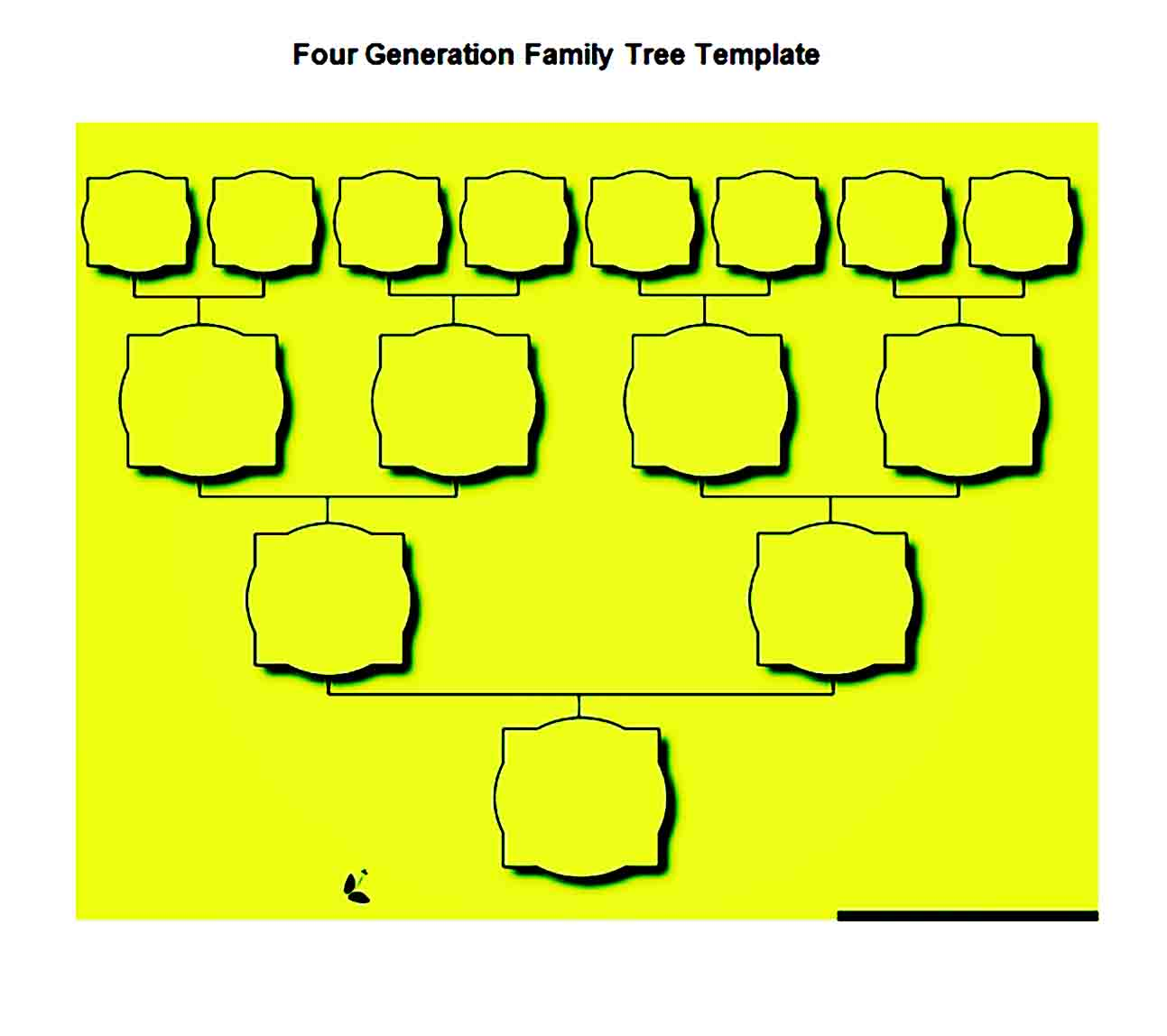 family tree template 38