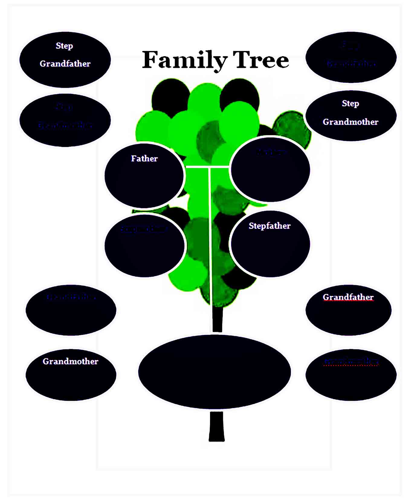 family tree template 42