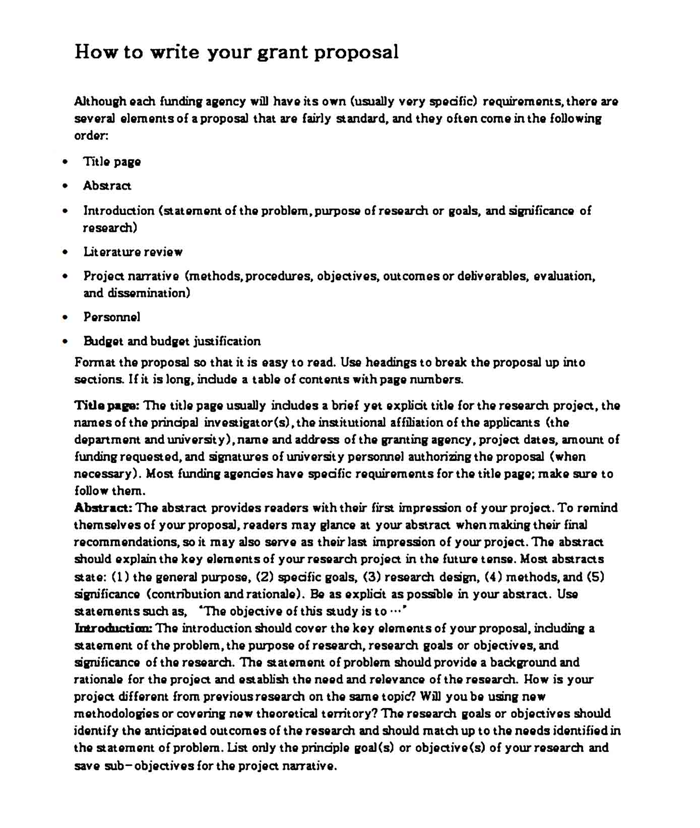grant proposal template 02