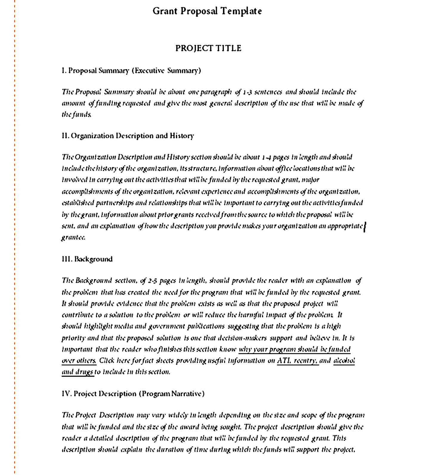 grant proposal template 07