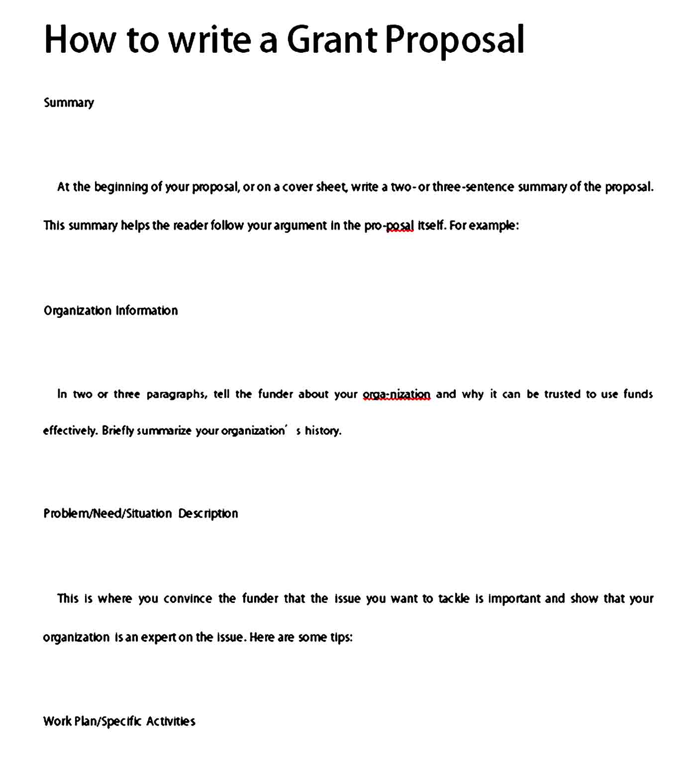 grant proposal template 09