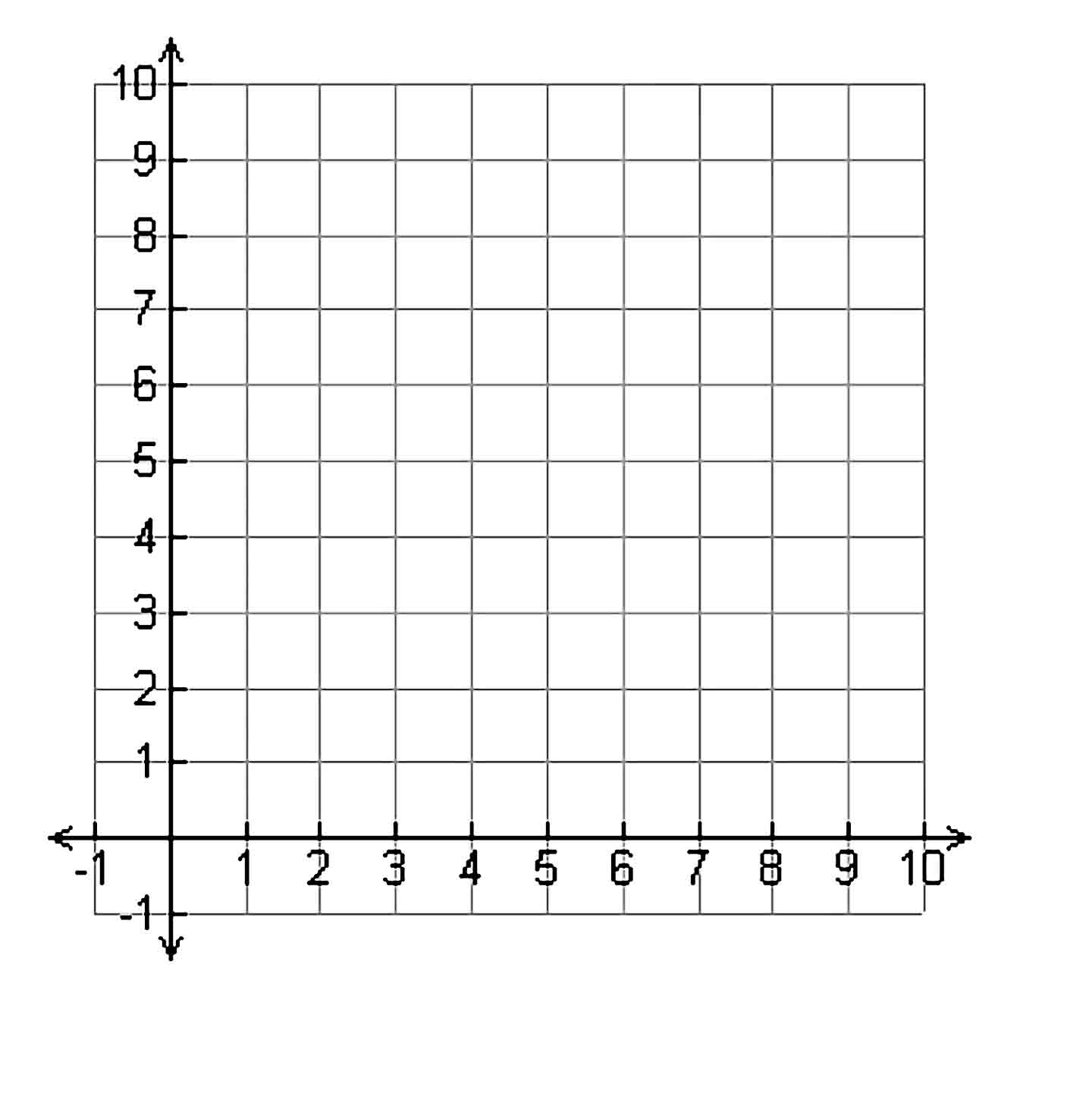 graph paper template 29