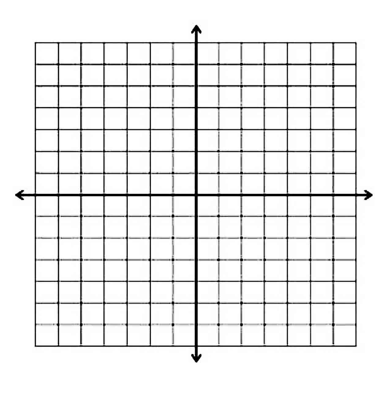 graph paper template 34