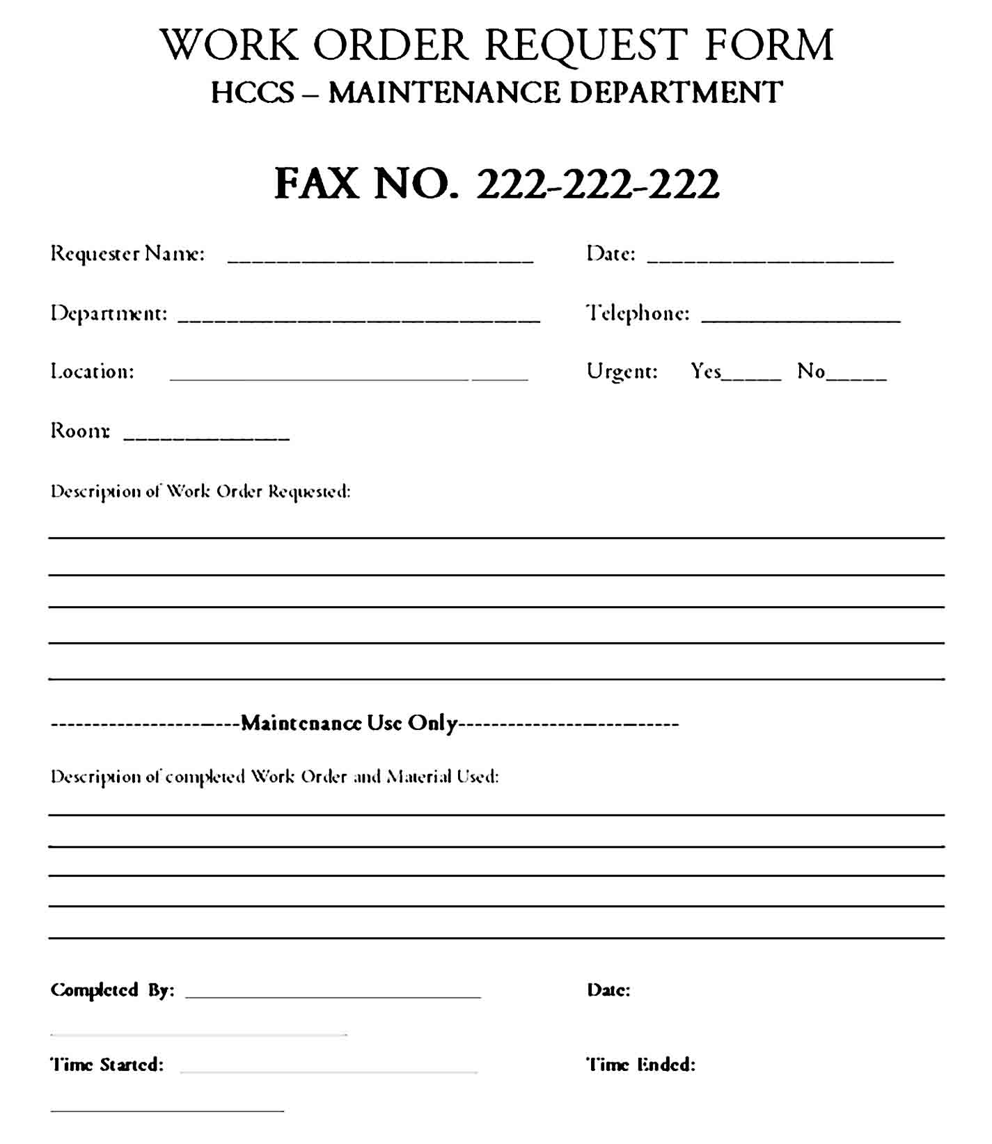 order form template 15
