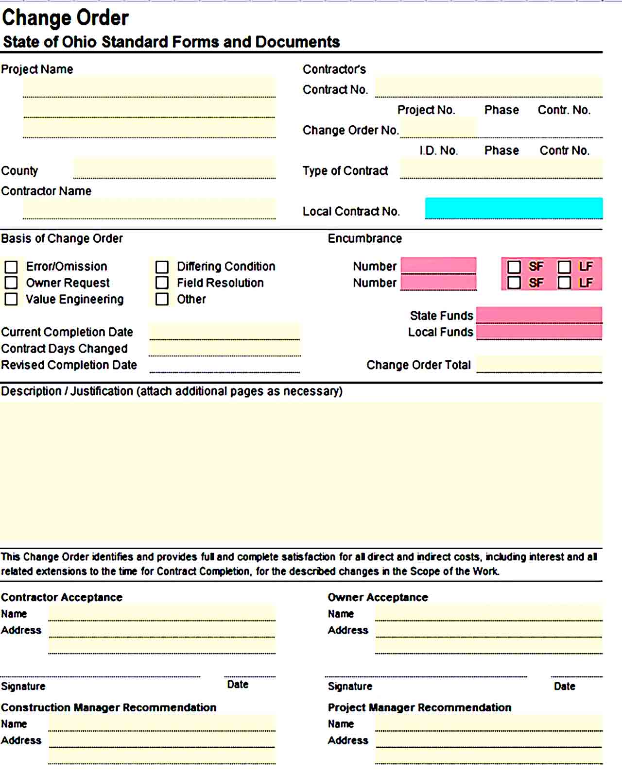 order form template 31