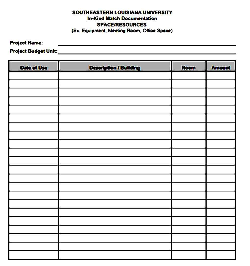 Building Project Budget
