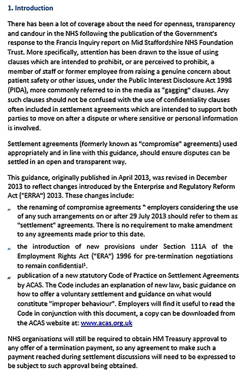 Sample Confidentiality Settlement Agreement and Clauses