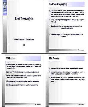 Templates for Fault Tree Analysis Sample 002