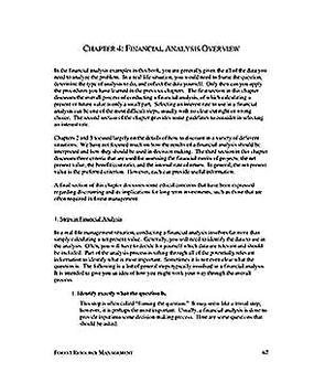 Templates for Project Financial Analysis Guideline Sample