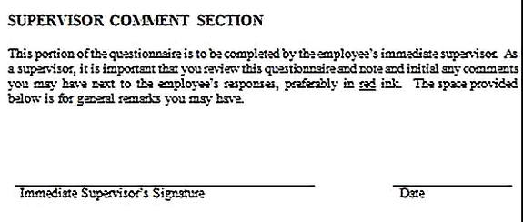 Templates for job analysis questionnaire 11 Sample