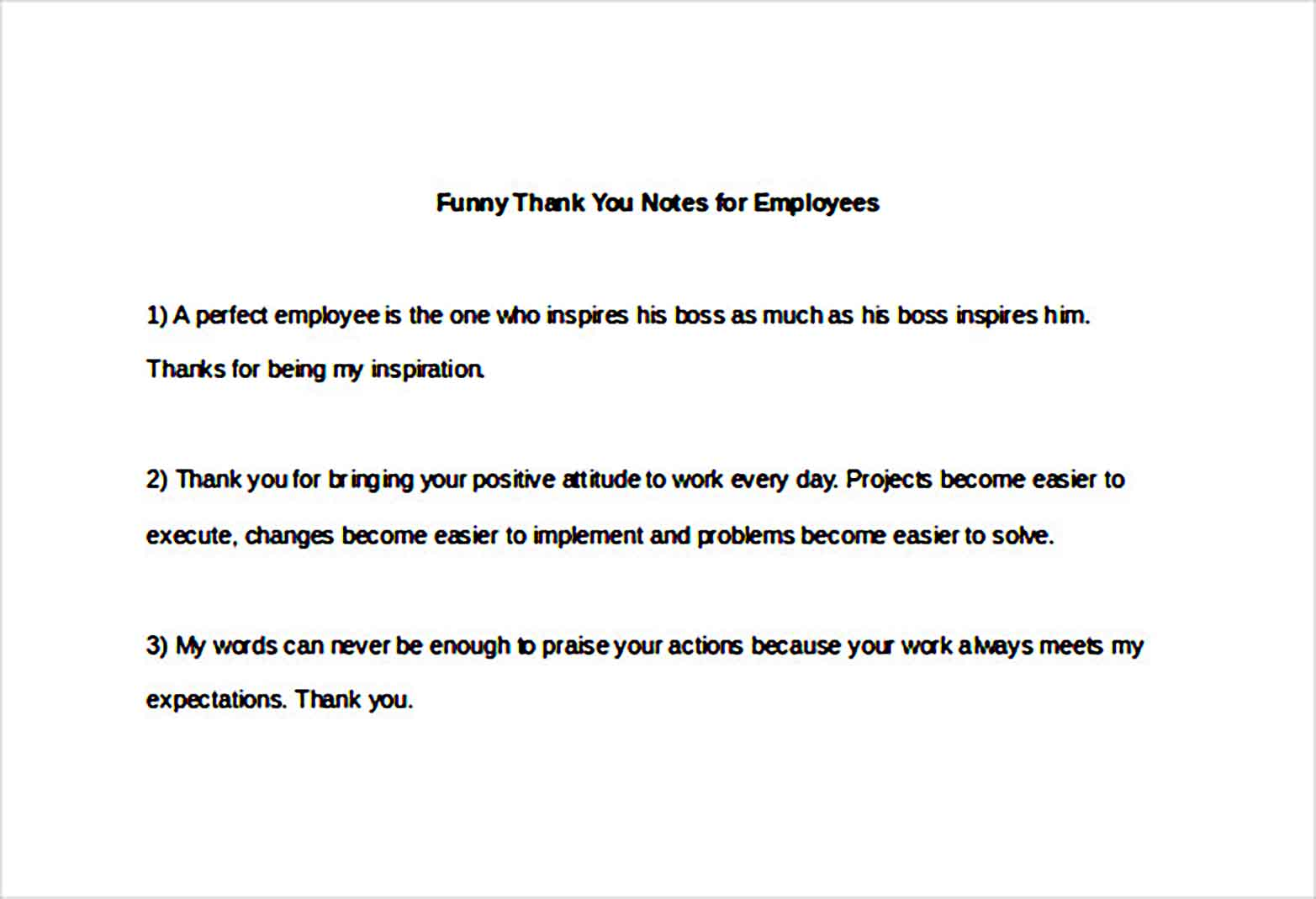 funny thank you notes for employees3