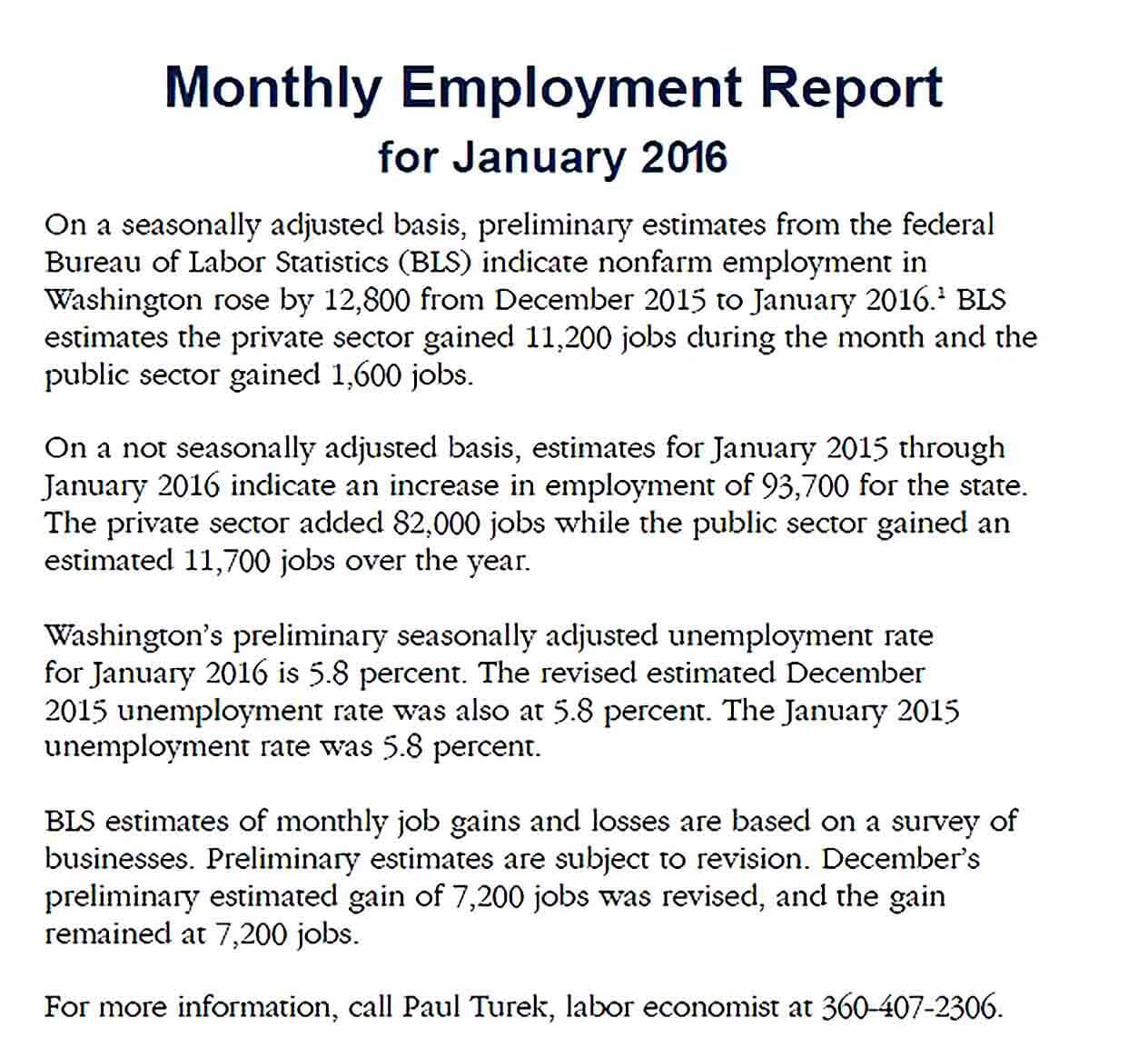 Sample employee monthly report template