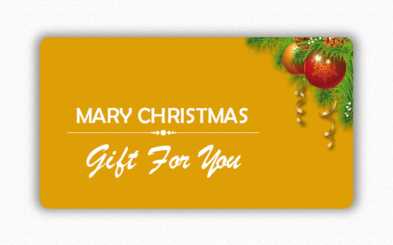 Gift Card templates psd