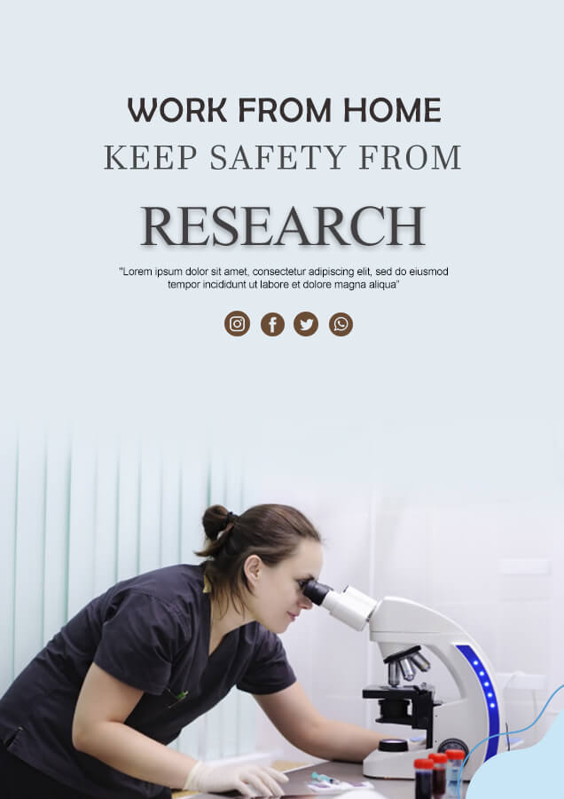 Research Poster templates for photoshop