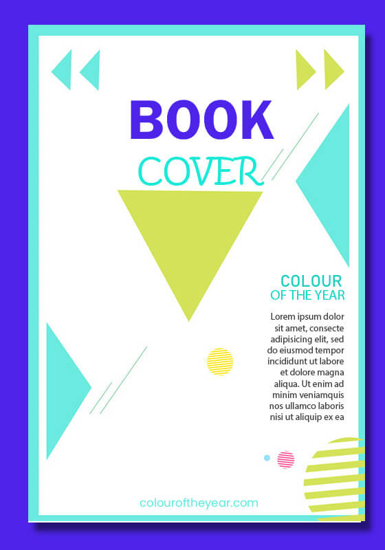 cover page customizable psd design templates