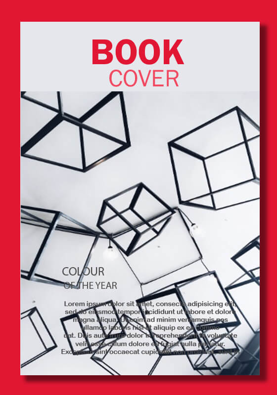 cover page templates psd