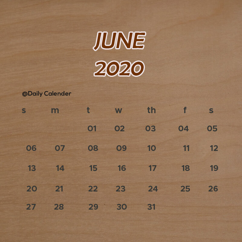 daily calender psd